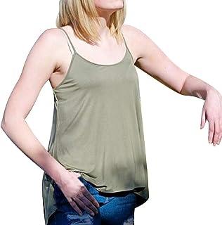 Muyuhan Womens Sleeveless Draped Open Front Cardigan Vest Asymmetric Hem