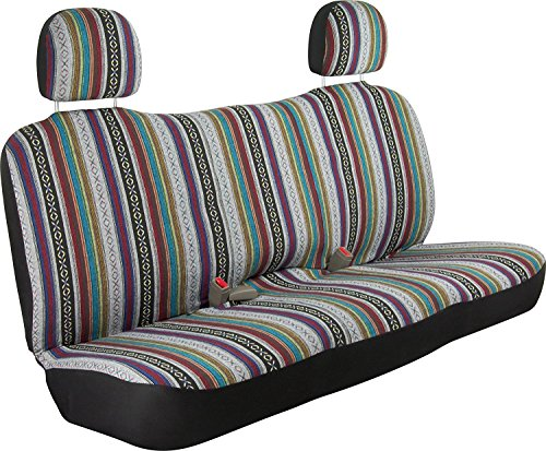 Bell Automotive 56259-8 Baja Blanket Seat Cover - Bench, 1 Pack