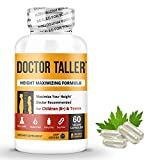 Best Height Growth Pills - Doctor Taller - Support Healthy Growth - Premium Review