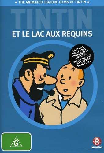 Tim und Struppi und der Haifischsee / Tintin & The Mystery at Shark Lake ( Tintin et le lac aux requins ) [ Australische Import ]