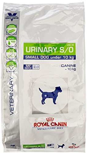 ROYAL CANIN Vet Diet Urinary S/O small Dog 8 kg