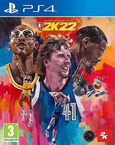 NBA 2K22 Edition 75ème Anniversaire (Playstation 4)