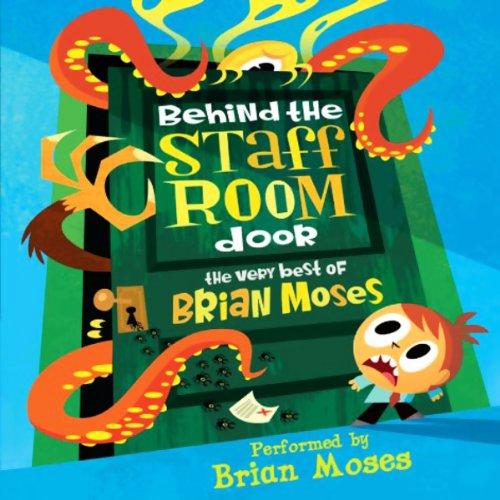 Behind the Staff Room Door cover art
