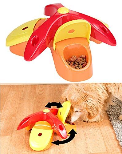 Sweetypet Hund Spielzeug: Strategie- und Intelligenz-Spiel für Hunde, pflegeleicht & rutschfest (Hundespielzeug Intelligenz)