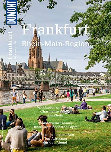 DuMont BILDATLAS Frankfurt, Rhein-Main-Region: Weltstadt mit Hochhaus-Skyline (DuMont Bildband E-Book)