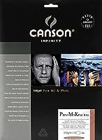 キャンソン 写真用紙 インフィニティ BFKリーブス A4 10枚 6111005 【正規輸入品】