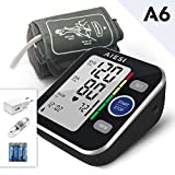 AIESI Misuratore di pressione sanguigna da braccio professionale digitale automatico per adulti A6 #...