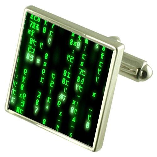 Select Gifts Matrix código informático gemelos con bolsa