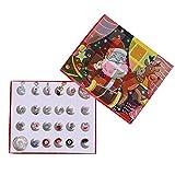 Henan Christmas Countdown Calendario de Adviento Caja de reg