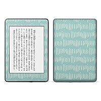 igsticker kindle paperwhite 第4世代 専用スキンシール キンドル ペーパーホワイト タブレット 電子書籍 裏表2枚セット カバー 保護 フィルム ステッカー 050336