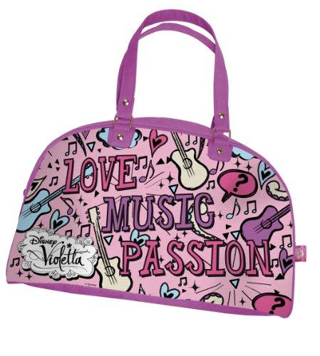 Smoby–86251–Freizeit Kreative–Tasche Weekender–Violetta–Color Me Mine