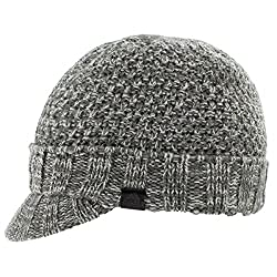 adidas Men's Blackcomb Brimmer Beanie Hat