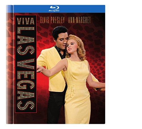 Viva Las Vegas 50th Anniversary (BD Book) [Blu-ray]