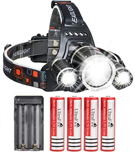 batería 18650 recargable de la marca UltraFire