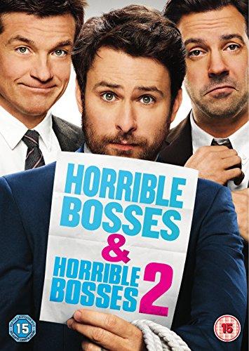 Horrible Bosses 1 & 2 [DVD-AUDIO]