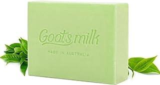 Country Life Goat Milk Soap Great for Sensitive Skin (Green Tea)