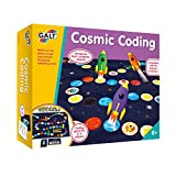 Galt Toys, Cosmic Coding Game, Learn to Code Board Game, Ages 6 Years Plus, 2-4 Players
