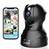 Indoor Wireless IP Camera - HD 1080p Network Security Surveillance Home Monitoring Featuring