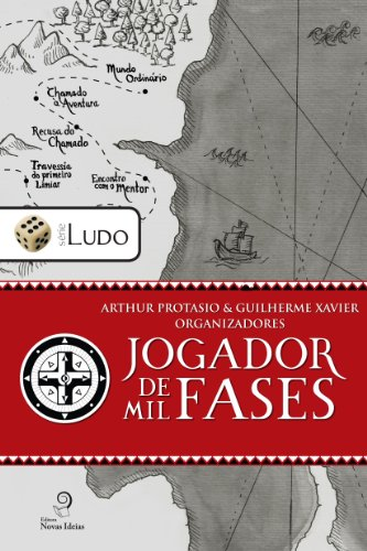 Jogador de Mil Fases (Série Ludo) (Portuguese Edition)