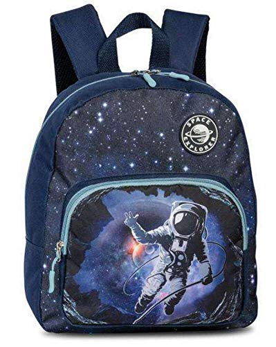 Fabrizio Kinderrucksack Rucksack Space Explorer blau