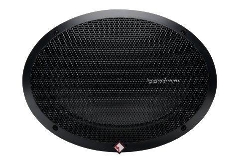 Rockford R169X2 6 x 9 Inches Full Range Coaxial Speaker, Set of 2