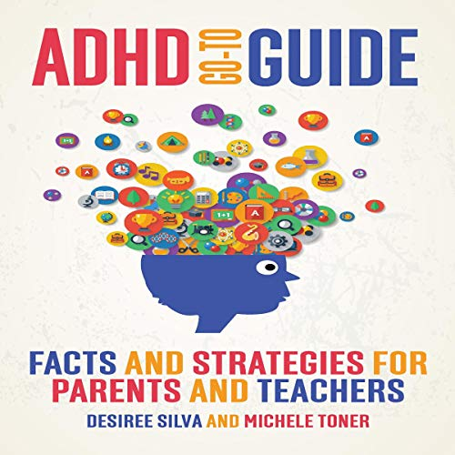 ADHD Go-to Guide cover art