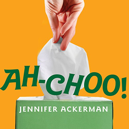 Ah-Choo! audiobook cover art