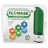 Flonase Allergy Relief Nasal Spray, 24 Hour Non Drowsy Allergy Medicine, Metered Nasal Spray - 120 Sprays