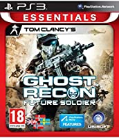Tom Clancy's Ghost Recon: Future Soldier (PS3) (輸入版)