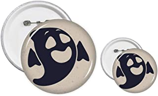 Pin's Ghost Full Laugh of Hallowmas Kit de création de boutons et de badges