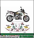 Kit adesivi decal stikers APRILIA DORSODURO 750 2010 2011 INDICARE IL MODELLO A o B o C o D