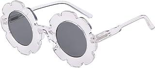 Kids Sunglasses Cute UV400 Protection Glasses Flower XO...