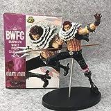 Romantic-Z Anime One Piece BWFC Charlotte Katakuri Action Figure Model Toy