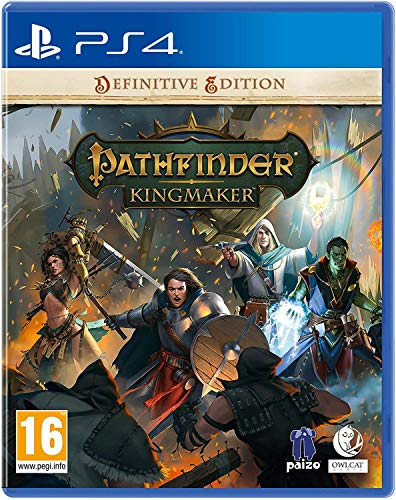 Jogo Pathfinder: Kingmaker - Definitive Edition PS4
