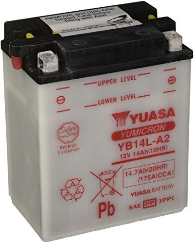 YUASA YB14L-A2 Batterie de Moto