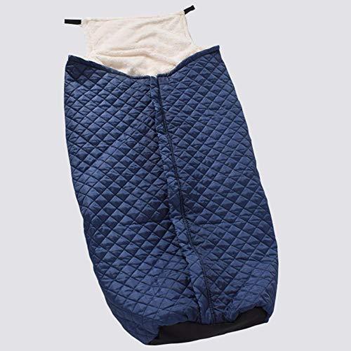 Cubrepiernas para silla de ruedas cálida, manta cortavientos, para todo tipo de silla de ruedas, manta cálida y cortavientos.