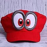 Immagine 2 super mario cappello odyssey costume