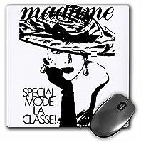 3drose Madame特殊モードLa Classeマウスパッド(MP 164661_ 1)