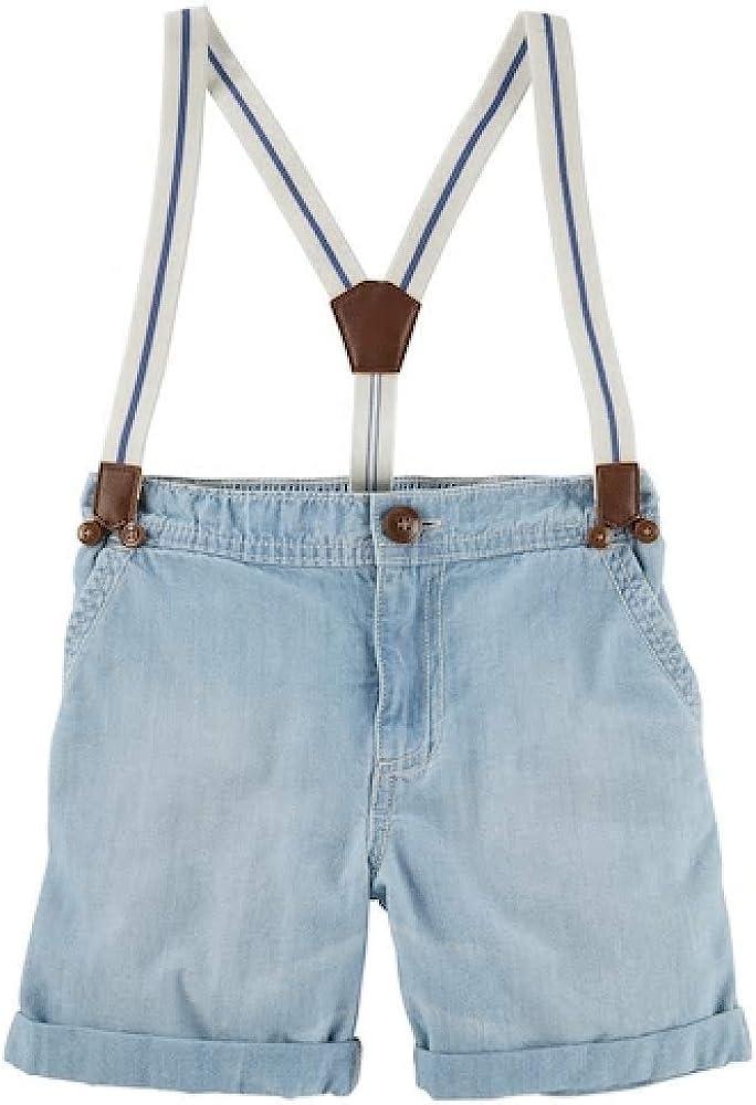 Osh Kosh B'Gosh Baby Suspender Shorts- Sales results New Orleans Mall No. 1 Girl B Boy Months- or 0-3