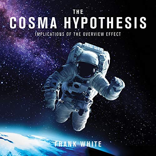 The Cosma Hypothesis audiobook cover art