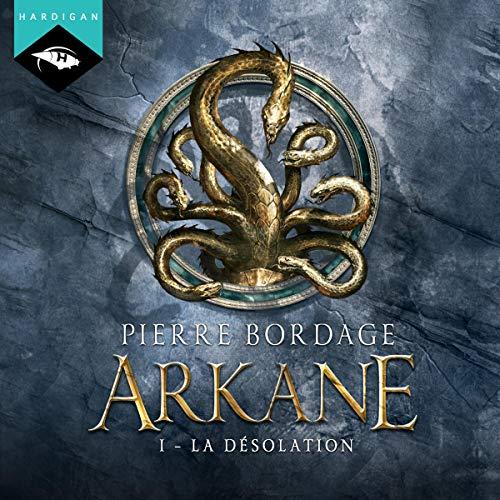 La Désolation audiobook cover art