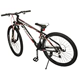Cosmic KC0049 Cosmic Trium 21 Speed Steel Gear Bicycle,...
