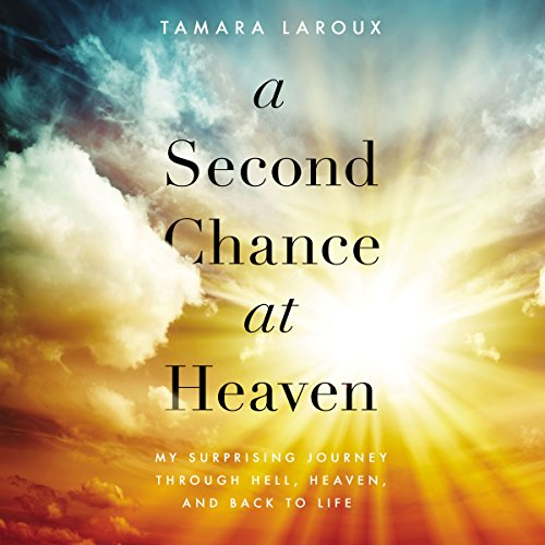 A Second Chance at Heaven audiobook cover art