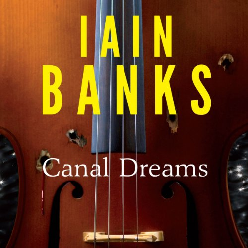 Canal Dreams audiobook cover art