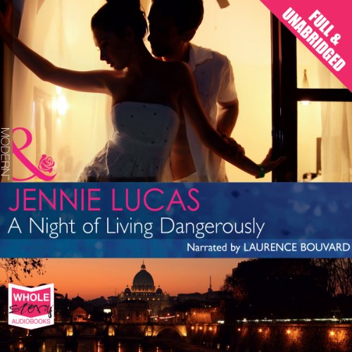 A Night of Living Dangerously cover art