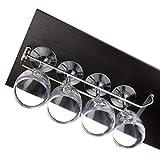 TableCraft Barre slitte binari Binario Porta Calice Bicchieri Accessorio Bar Ristorante es...
