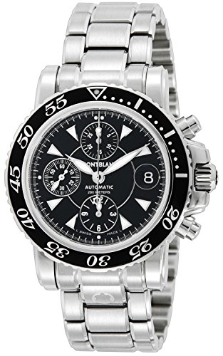 Price comparison product image Montblanc Sport XXL Automatic Chronograph Mens Watch 3273