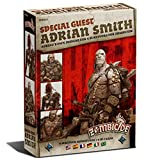 Edge Entertainment- Zombicide Black Plague - Special Guest Box Adrian Smith, Color (EECMZB23)