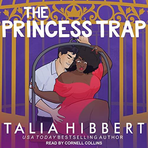 The Princess Trap: An Interracial Romance cover art