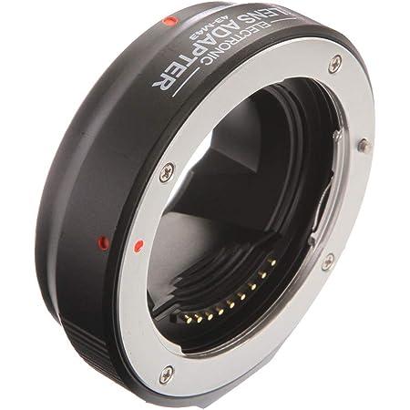 レンズマウントアダプタ 4/3レンズ → Micro 4 / 3M 4/3カメラ本体 オートフォーカス